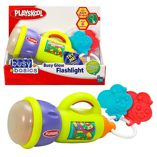 Playskool Busy Glow Flashlight