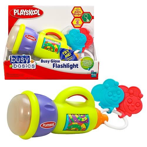 Playskool Busy Glow Flashlight
