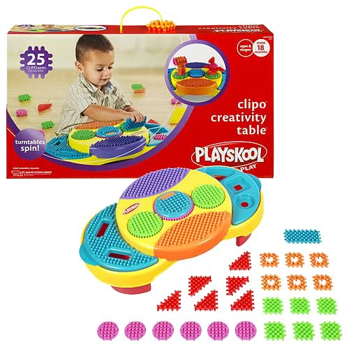 Playskool Clipo Creativity Table