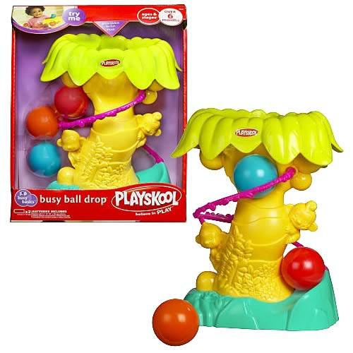 Playskool Busy Ball Drop
