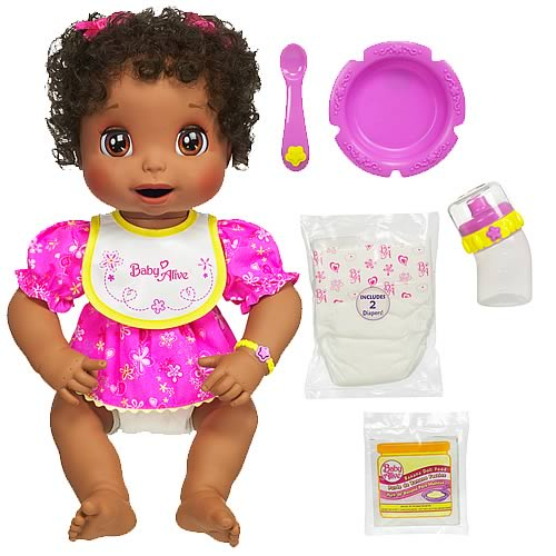 Baby Alive (African American) - Hasbro - Baby Alive ...