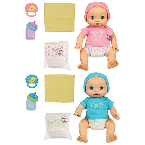 Baby Alive Wets And Wiggles Wave 1 Hasbro Baby Alive