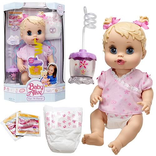 Baby Alive Dress N Slumber Doll Newest And Cutest Baby Clothing