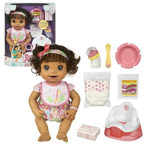 Baby Alive Learns To Potty (Hispanic)