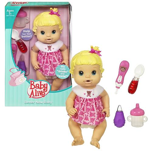 Baby Alive Better Now Baby Doll