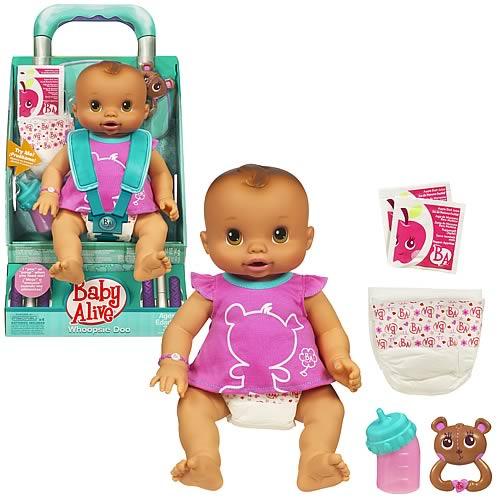 Baby alive whoopsie doo hispanic doll case hasbro baby alive