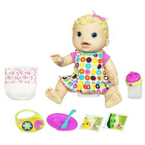 Baby Alive Changing Time Baby Doll Hasbro Baby Alive