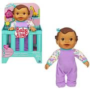 Baby Alive Bouncing Babbles Hispanic Baby Doll