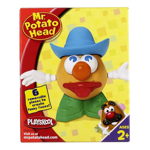 Mini Mr. Potato Head Cowboy
