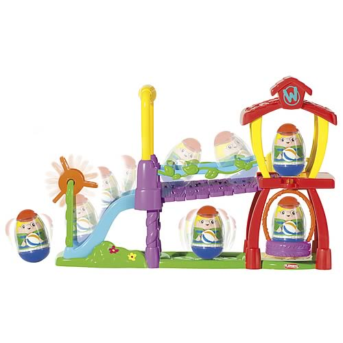 Playskool Weebles Playground Playset
