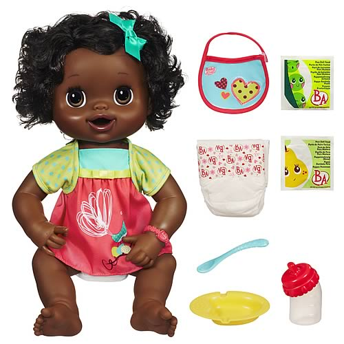 Baby Alive My Baby Alive African-American Doll