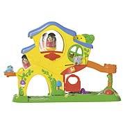 Playskool Weebles Turn 'N Tumble Home Playset