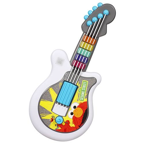 Sesame Street Lets Rock Elmo Guitar