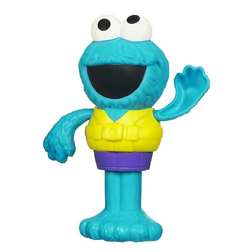 Sesame Street Silly Swimmers Cookie Monster