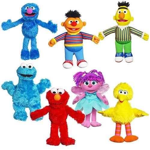 Sesame Street Mini Plush Pals Wave 2