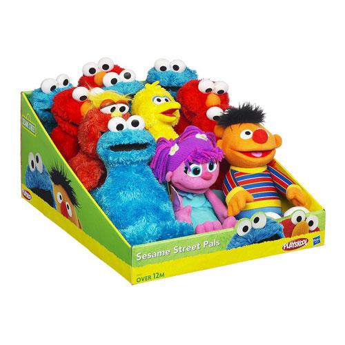Sesame Street Mini Plush Pals Wave 3