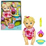Baby Alive Baby All Gone Caucasian Blonde Doll