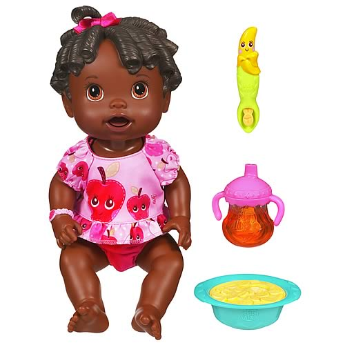 Baby Alive Baby All Gone African-American Doll