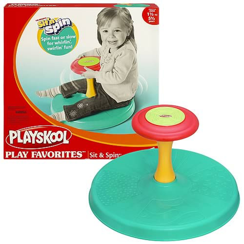 Playskool Play Favorites Sit N Spin