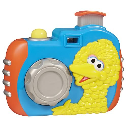 Sesame Street Big Bird Camera