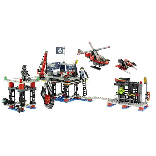 Kre-o Battleship Battle Base Set