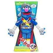 Sesame Street Plush Super Grover 2.0
