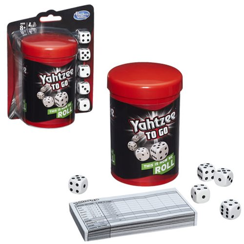 Yahtzee To Go Game