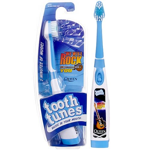 Tooth Tunes We Will Rock You (Queen) Brush