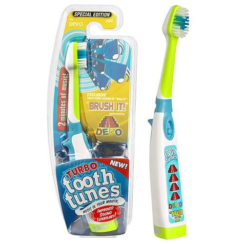 Tooth Tunes Brush It (Whip It/Devo) Brush