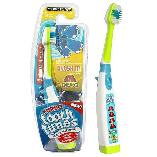 Tooth Tunes Brush It (Whip It/Devo) Brush