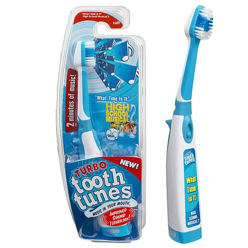 Tooth Tunes Turbo What Time Is It High School Musical Brush