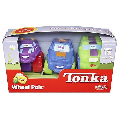 Tonka Mini 3-Pack Spring Basket