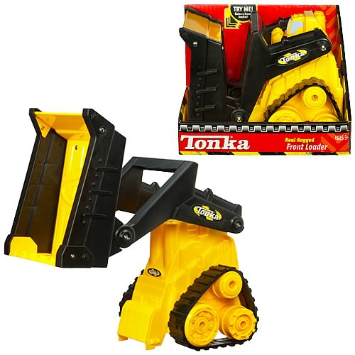 Tonka Real Rugged Front Loader