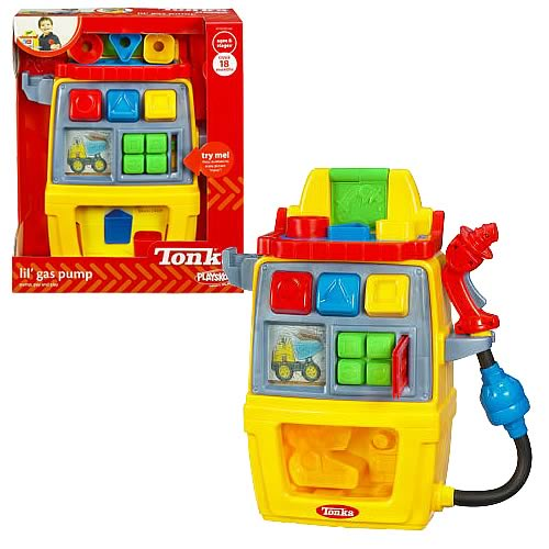 Playskool Tonka Lil' Gas Pump