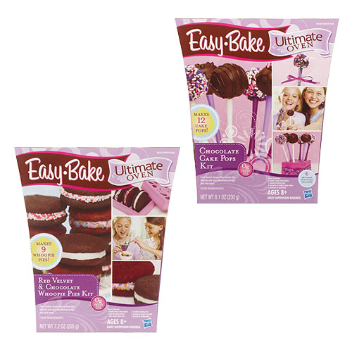 Easy-Bake Trends Treats Wave 1 Set