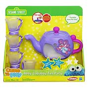 Sesame Street Abby Cadabby Tea Party Set
