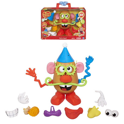 Mr. Potato Head Party Spud