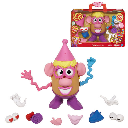 Mr. Potato Head Party Spudette