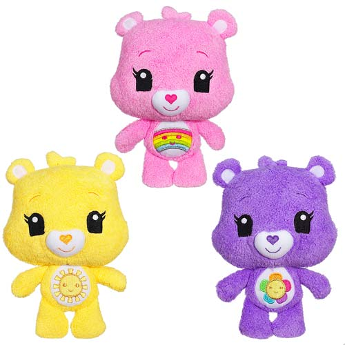 Care Bears Care-A-Lot Friends Plush Wave 1