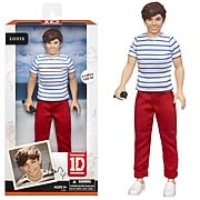 1D Louis What Makes You Beautiful Doll