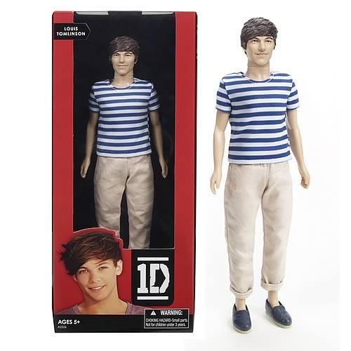 1D Louis Tomlinson Doll