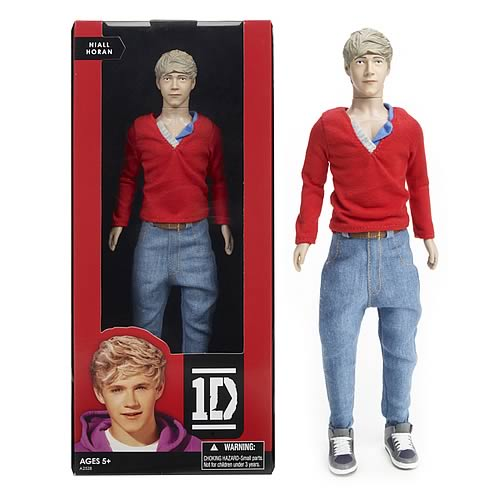 1D Niall Horan Doll