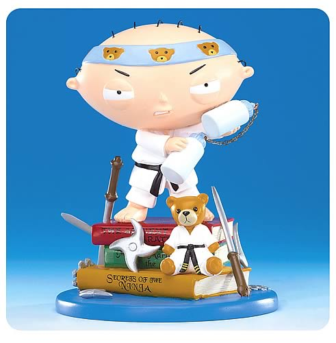 Family Guy: Impeded Me for the Last Time Mini Statue
