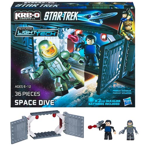 Star Trek Kre-O Space Dive Construction Set