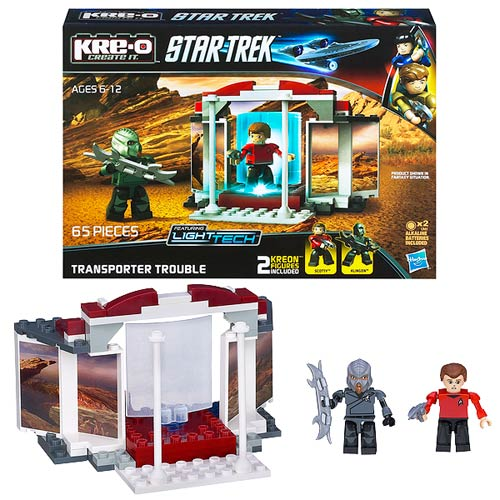 Star Trek Kre-O Star Trek Transporter Trouble Set