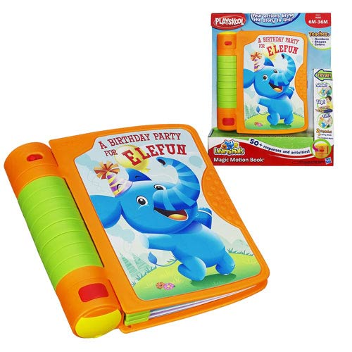Playskool Learnimals Magic Motion Book Toy
