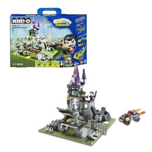 Kre-O Cityville Invasion Haunted Hideaway Set