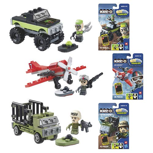 Kre-O Cityville Vehicle Boosters Wave 1 Case