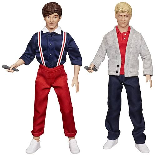 1D Singing Doll Assortment 2 Case