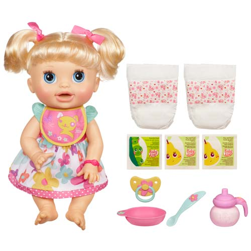 Baby Alive Real Surprises Baby Doll (Caucasian)
